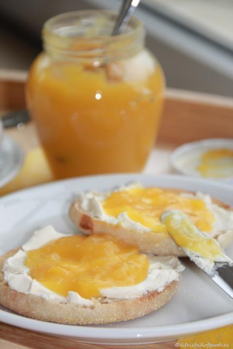 Apfel-Mango-Mus