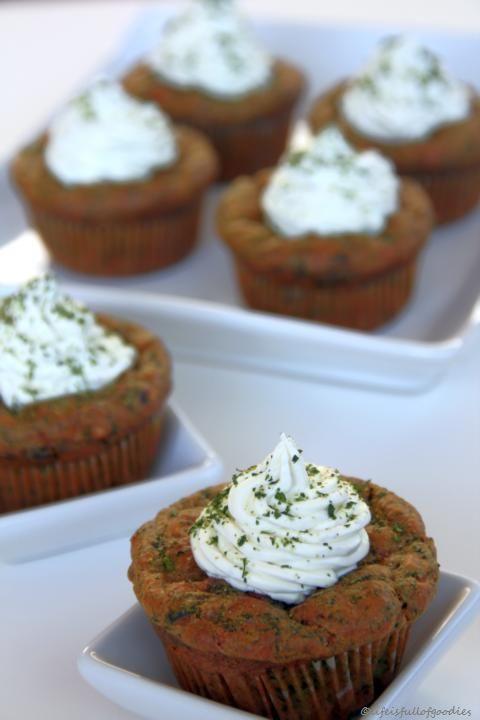 Spinat Käse Muffins I