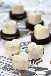 Cookies´n Cream Pralinen