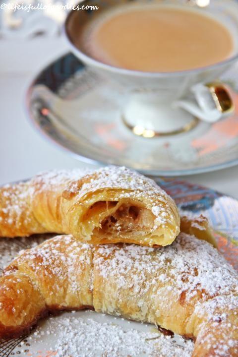 Toffifee Croissants