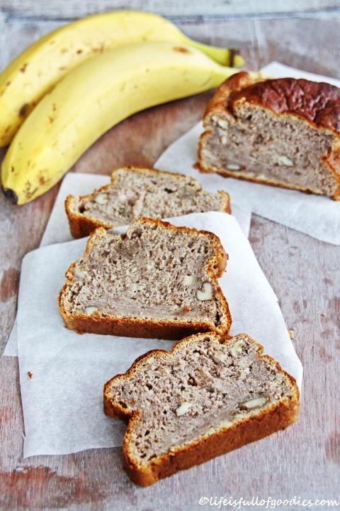 Healthy Banana Bread