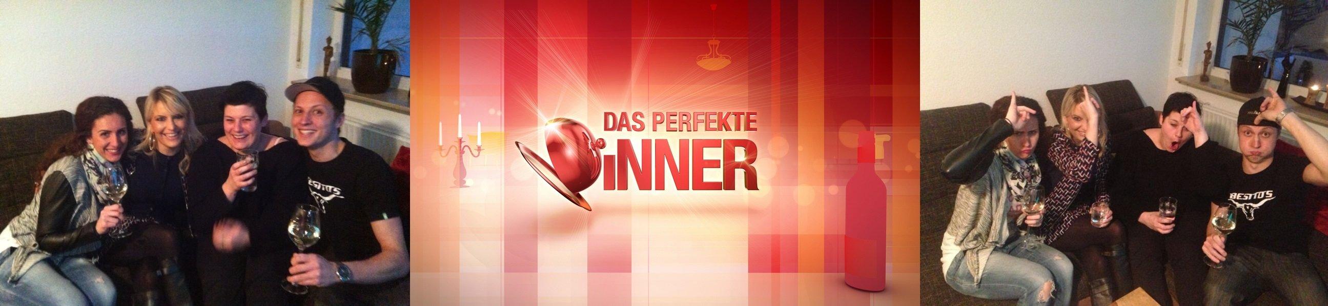 Das Perfekte Dinner war vorbei...