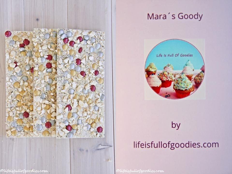 Mara´s Goody - meine eigene Schokolade