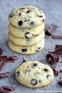 Chocolate Chip Cookies und drei Schoki-Gewinner!
