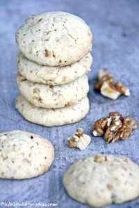 The best Walnut Cookies ever!