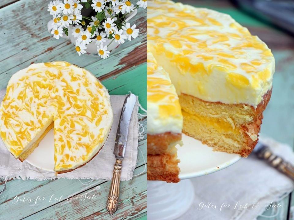 Die Zitronenkuchen-Wettbewerb-Gewinner