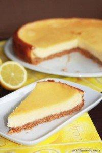 Käsekuchen mit Zitrone und ein letzter Aufruf!