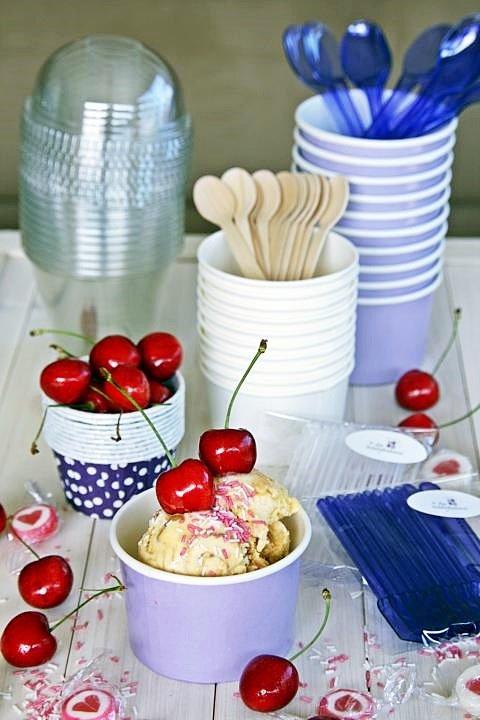 Blog-Event: Ice Cream Baby, NOW!!!