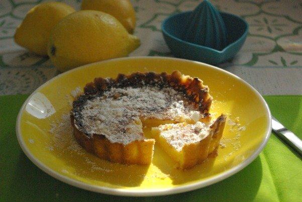 Torta brulé al limone von Janina von Cucina Diamanti
