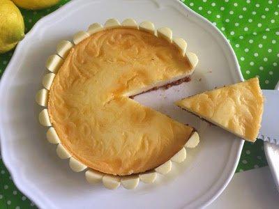 White Chocolate Cheesecake mit Lemon Curd Strudel von Anita von olles Himmelsglitzerdings