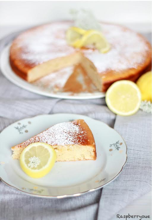Zitronen-Quark-Tarte von Carina von Raspberrysue