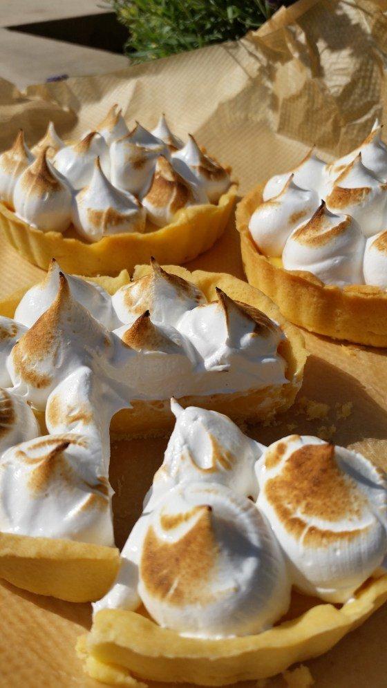 Zitronen-Tartelettes von Simone von delicious dishes around my kitchen