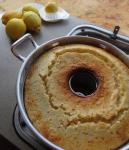 Zitronenkuchen von Doreen von Kochen und Backen im Wohnmobil