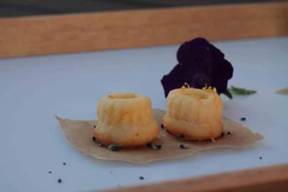 Zitronenwölkchen Gugl mit einem Hauch Lavendel von Steffi von A bissl was süßes
