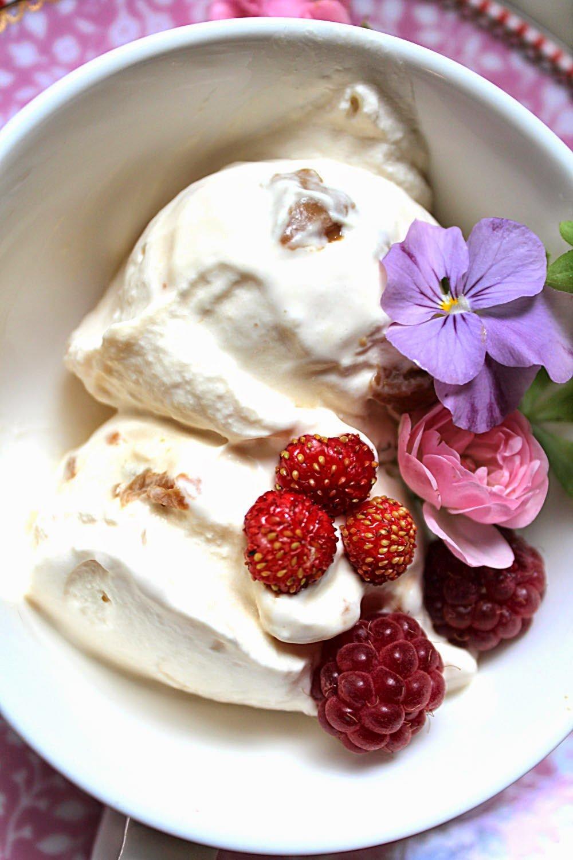 Dulce de leche Eis von Seidenfein