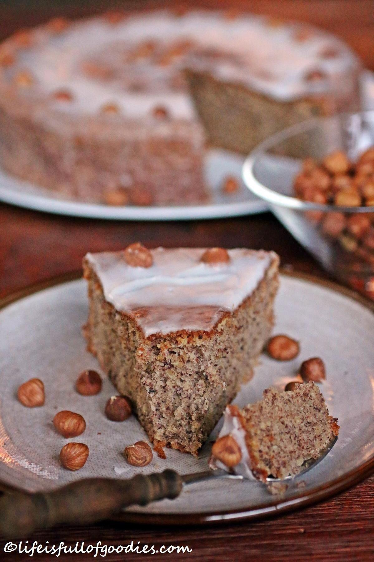 4-Zutaten-Kuchen