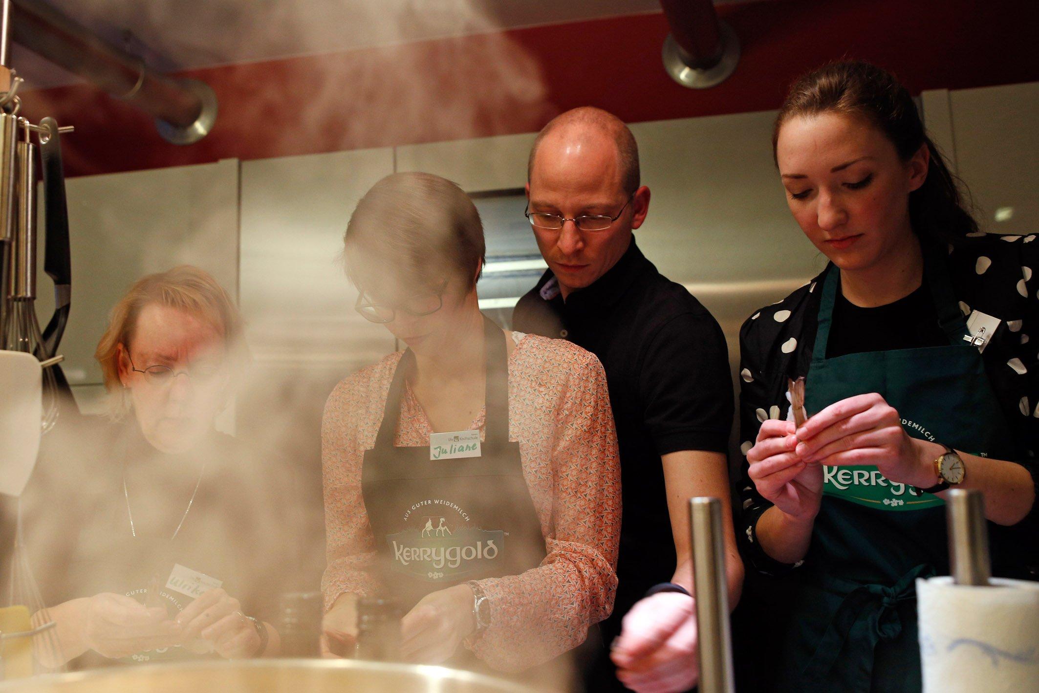 Der Kulinarikgipfel von Kerrygold in Berlin