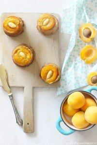 """Gastbeitrag: Upside Down Aprikosen Mandel Muffins von """"Tinas Tausendschön"""""""