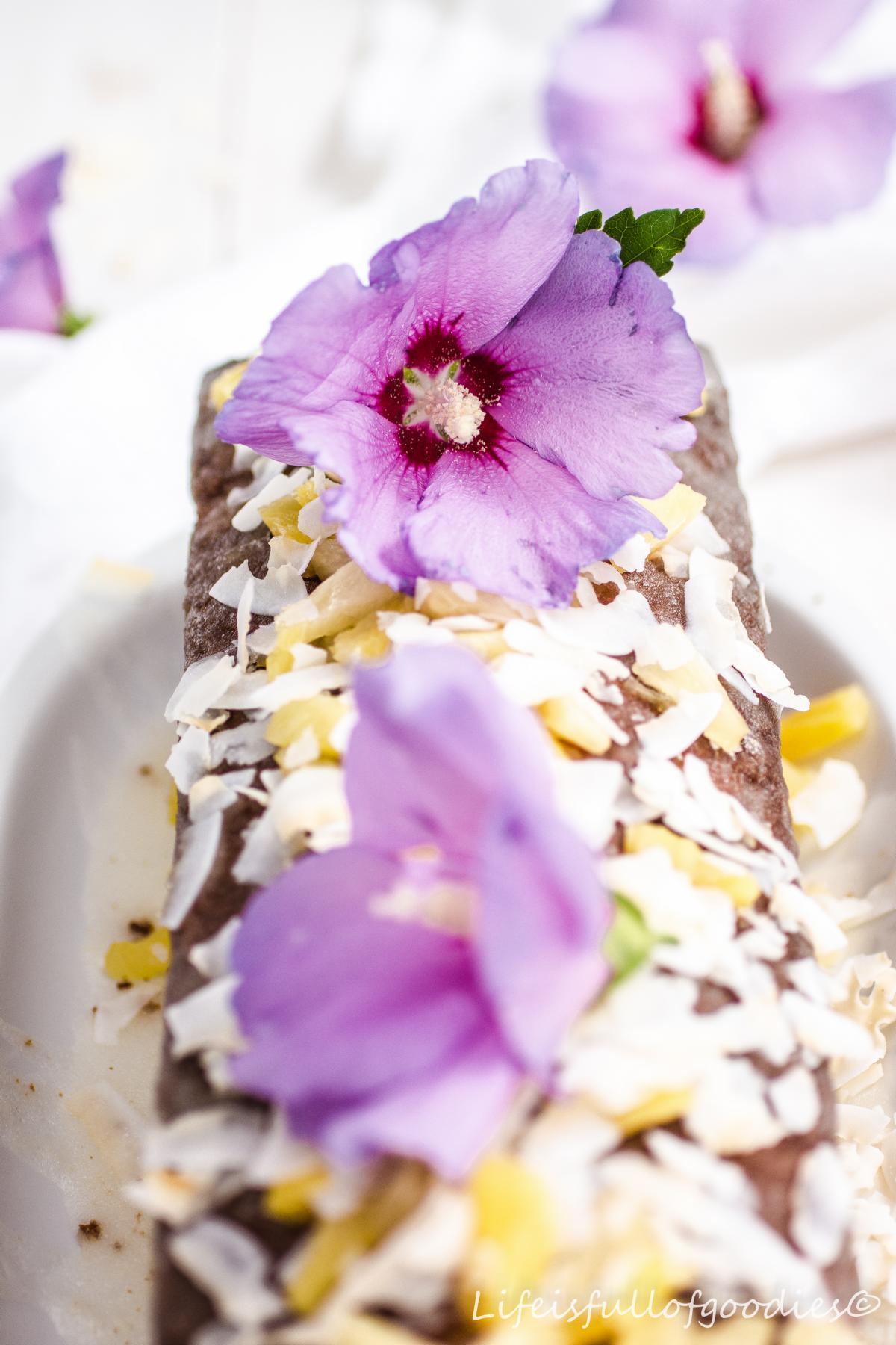Ananas Kokoskuchen Und Die Erinnerung An Hawaii Life Is Full Of