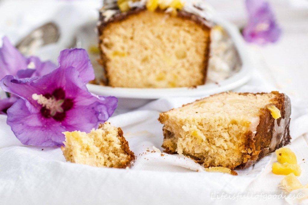Ananas-Kokoskuchen und die Erinnerung an Hawaii