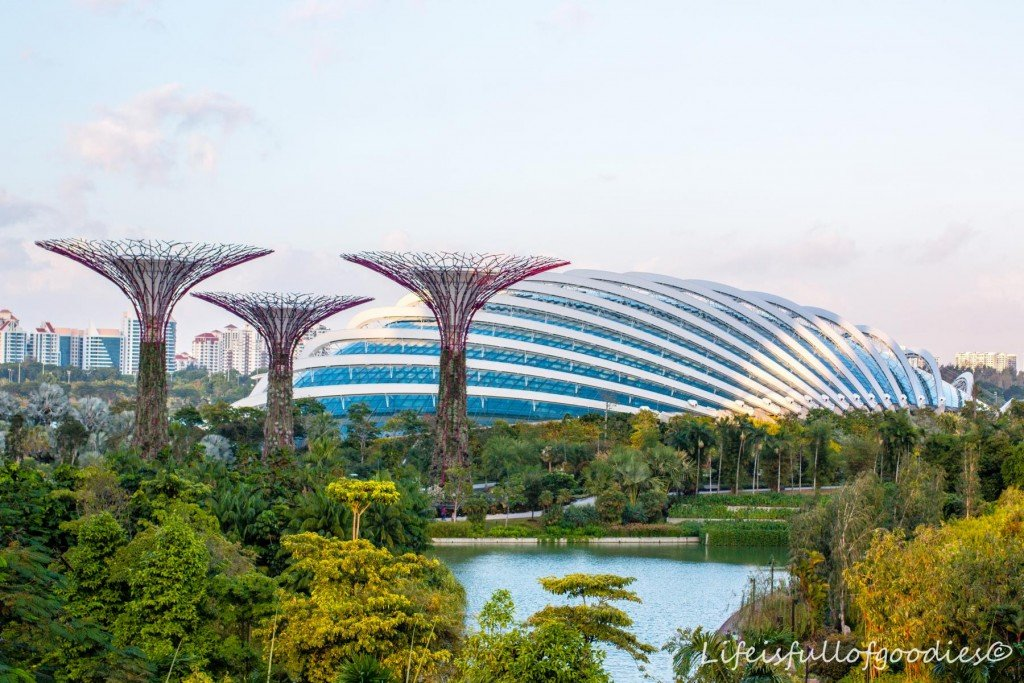 Unsere Tage in Singapur