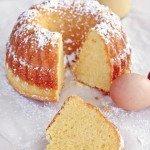Klassischer Eierlikörkuchen