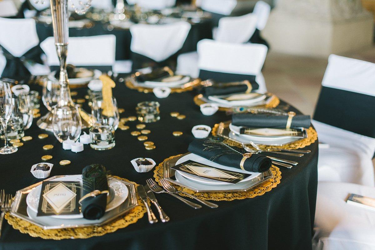 Hochzeitstorte nach einem jahr essen die besten momente for Dekoration 20er jahre