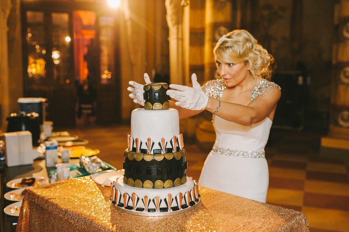 Unsere Hochzeit. Eine 20-er Jahre Party… #maratimm