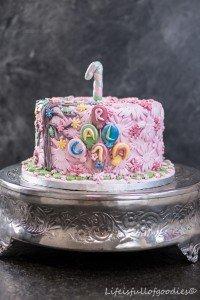 Ein Geburtstagstörtchen plus Schreibblockade