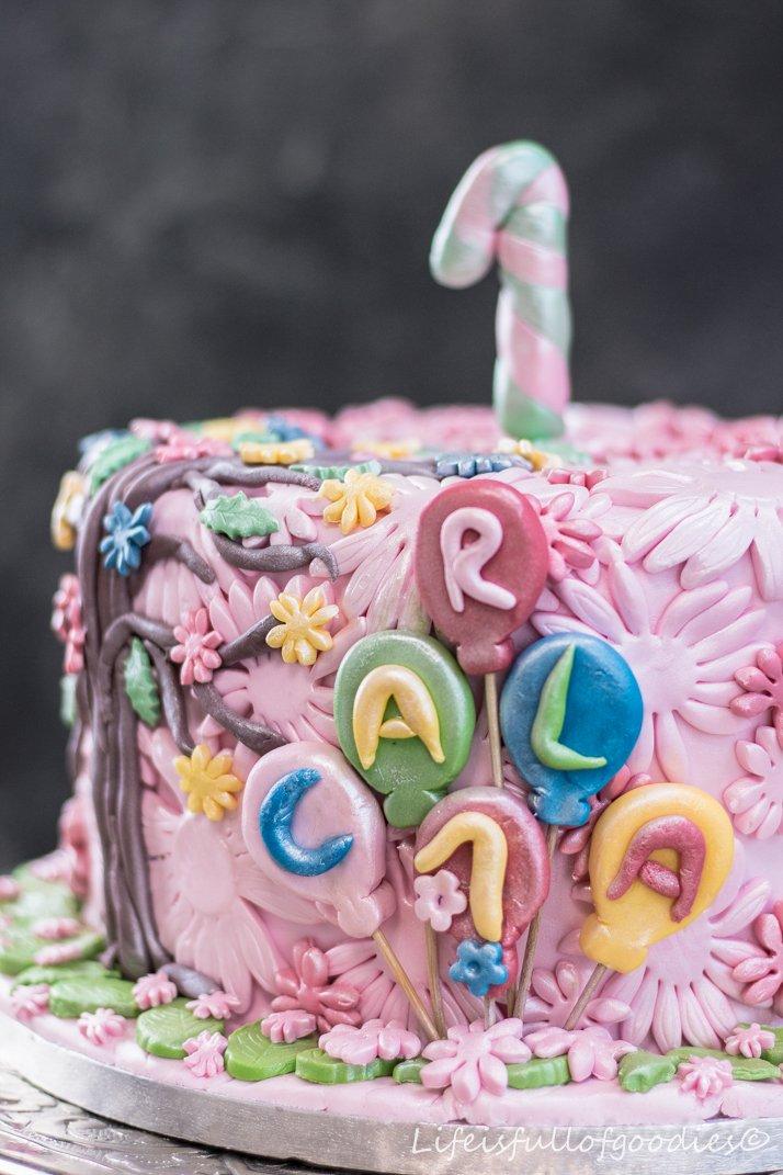 Ein Geburtstagstörtchen für Carla und eine Schreibblockade