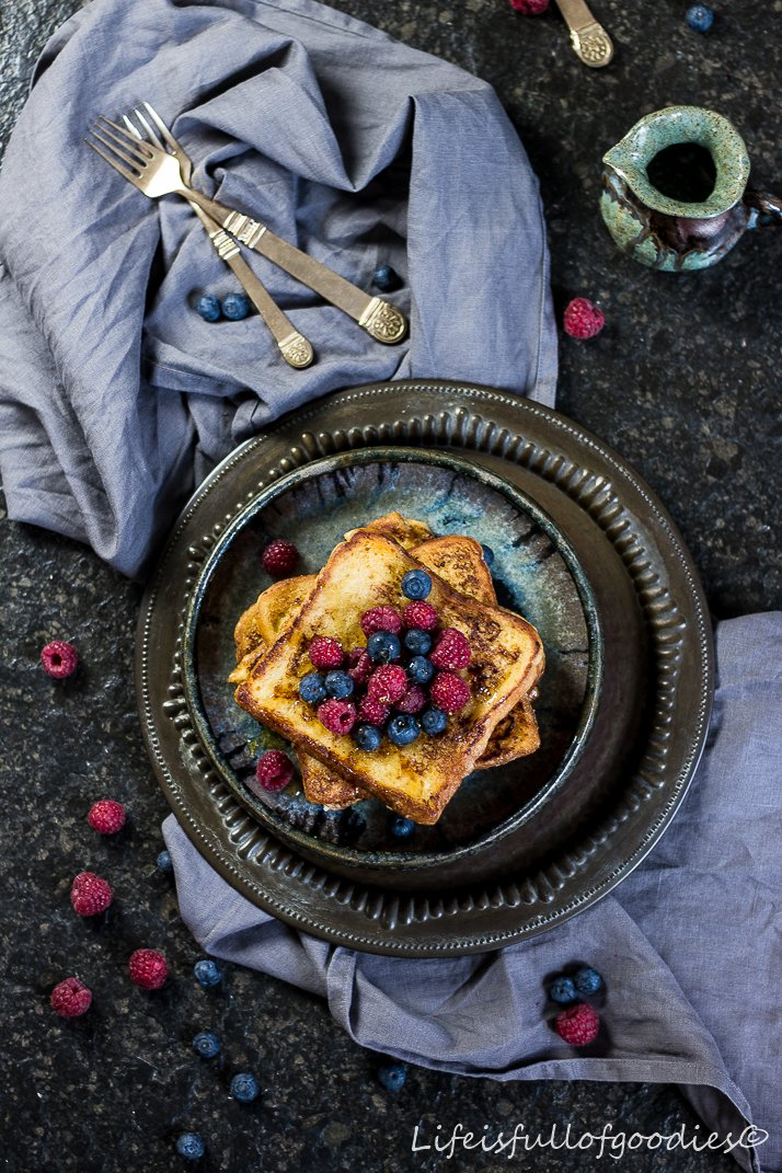 """""""Foodies for Sailors"""" – French Toast in zwei Varianten"""