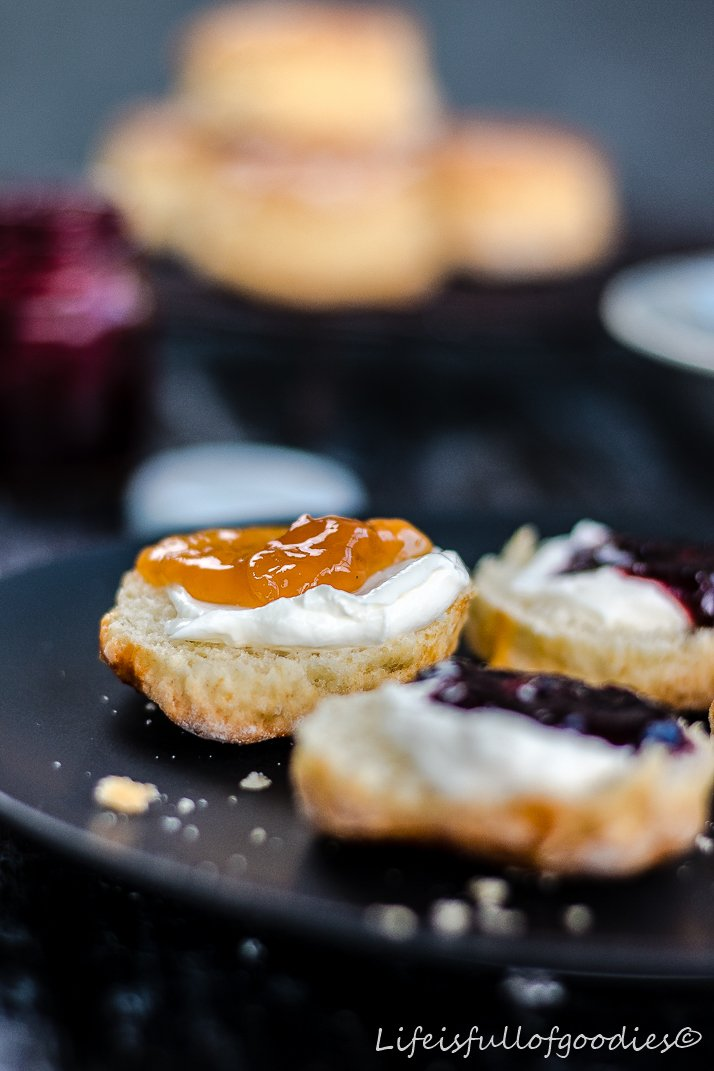 Englische Tea Biscuits