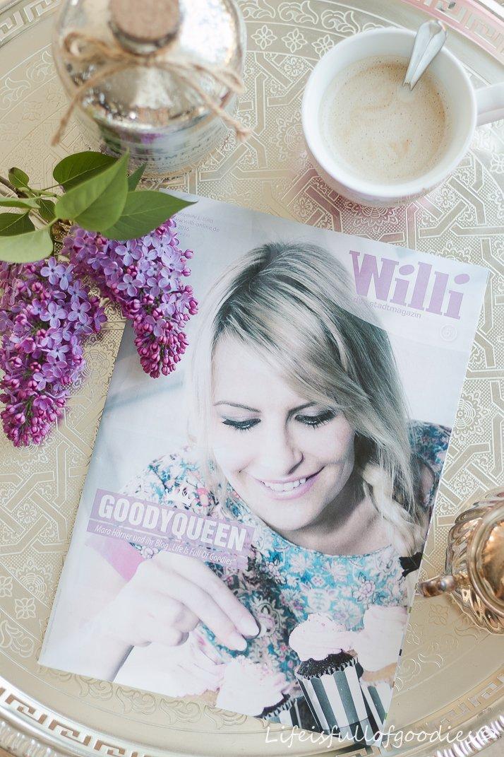 ICH auf dem Stadtmagazin Willi :-)