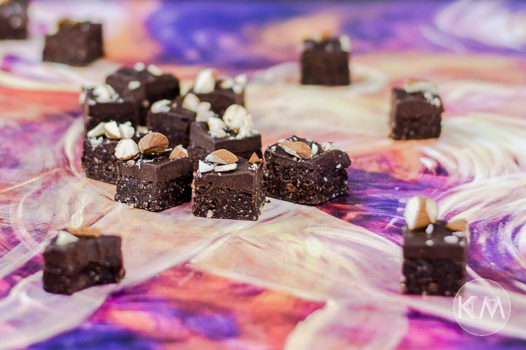 Double Chocolate Fudge - gesund und vegan