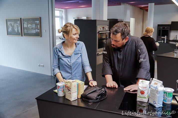 Brotbacken mit Christian Mittermeier bei AEG