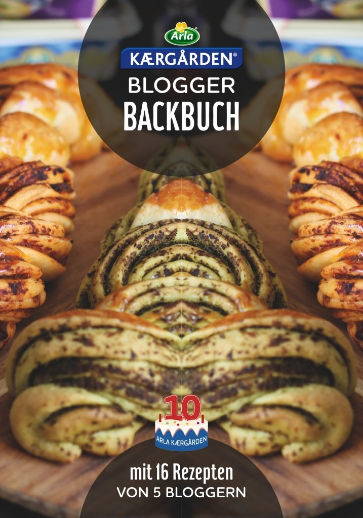 Arla Kaergarden Blogger Backbuch