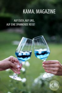 Jetzt ist es raus!!! KAMA. The balanced lifestyle magazine