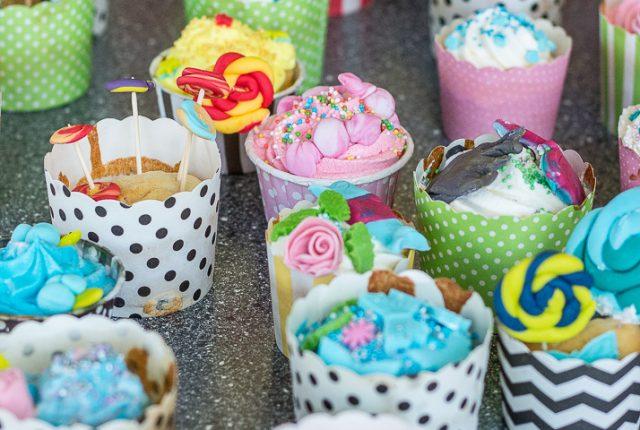 Das große Cupcake-Backen! Ferienspaß für Kids