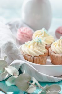 Apfel-Zimt-Cupcakes vom Fotoworkshop