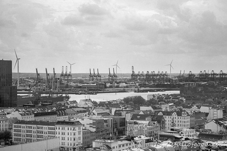 Einen Tag unterwegs in Hamburg mit Peugeot
