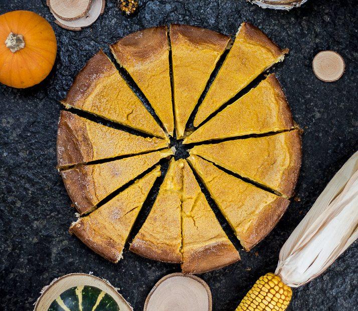Kürbisrahmkuchen
