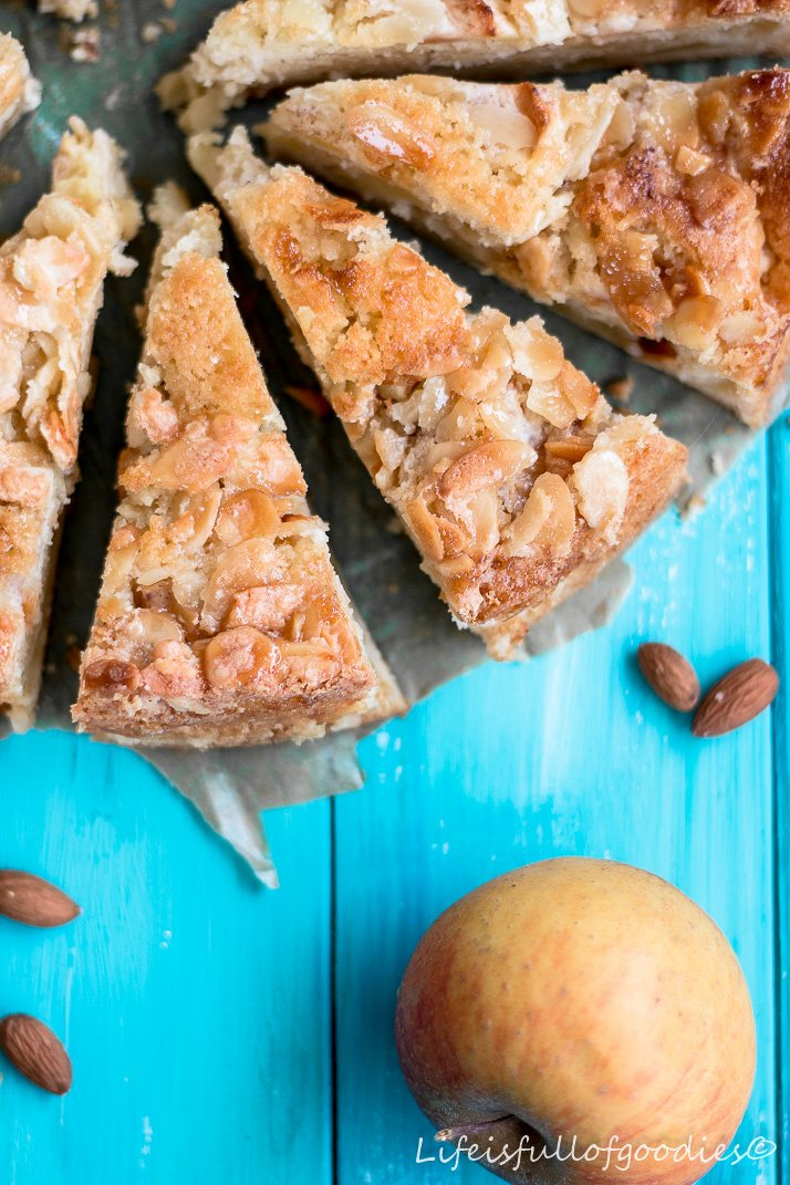 Bretonischer Apfelkuchen