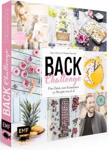 Die Back-Challenge! Gewinnt unser neues Buch!