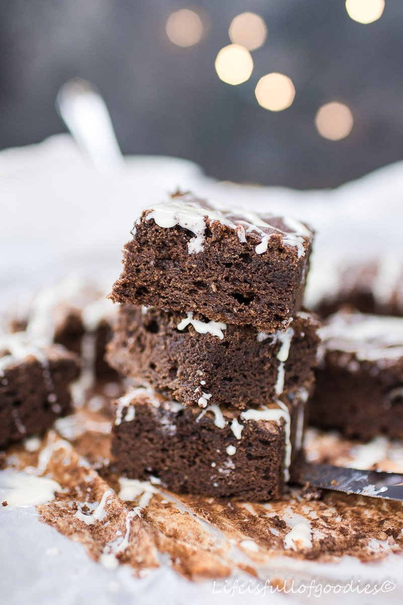 Avocadobrownies