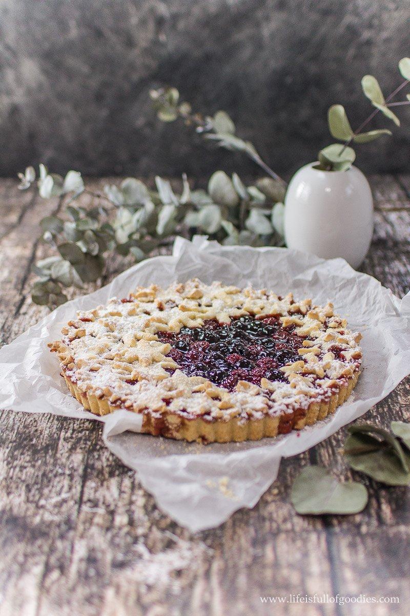 Amarena-Kirsch-Pie