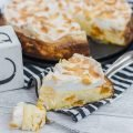 Baiser-Käsekuchen mit MandarinenBaiser-Käsekuchen mit Mandarinen