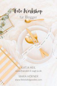 Neue Fotoworkshoptermine für Blogger!