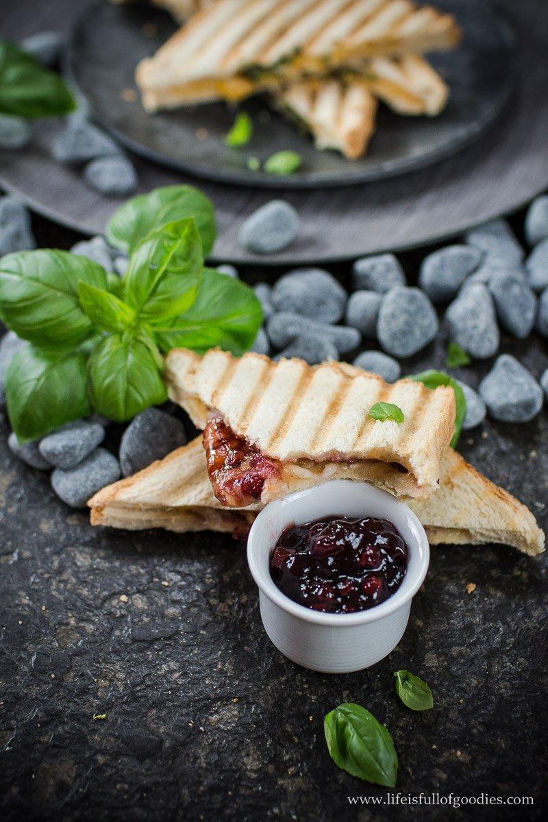 Grilled Cheese Sandwiches - süß und herzhaft