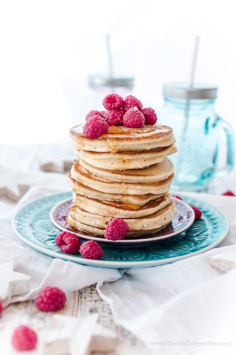 Pancakes - ganz klassisch