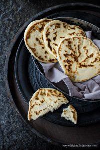 Naanbrot – schnell gemacht und wahnsinnig lecker!